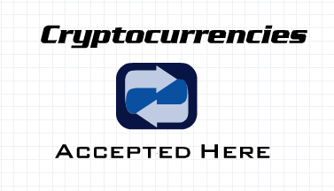 crypto's accepted